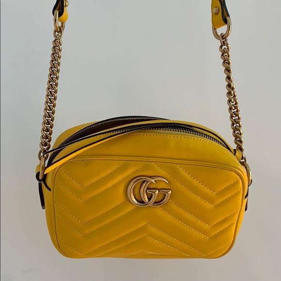 2183ade7192212 Gucci Bags | Gg Marmont Matelass Mini Bag | Poshmark